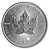 The 2014 Canadian Silver Maple Leaf coin is now in stock!