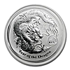 Australian Silver Dragon 1oz coin is back in stock!
