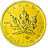 Canadian Gold Maple 2014 - 1 oz