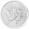 Canadian Silver Maple 2015 - 1 oz