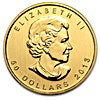 Canadian Gold Maple 2013 - 1 oz