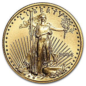 American Gold Eagle 2004 - Proof - 1/10 oz