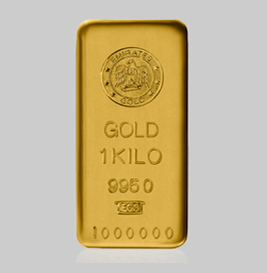 Emirates Gold Bar 1 Kg