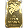 Singa Gold Bar - 100 g