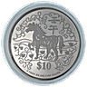 Singapore Mint Chinese Almanac Silver Coins