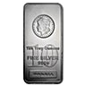 Morgan Silver Bar - 10 oz