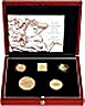 United Kingdom Gold Sovereign Proof Set