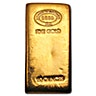 Johnson Matthey Gold Cast Bar