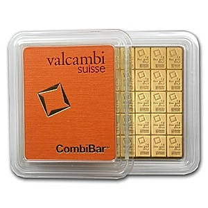 Combi/Multi Gold Bars