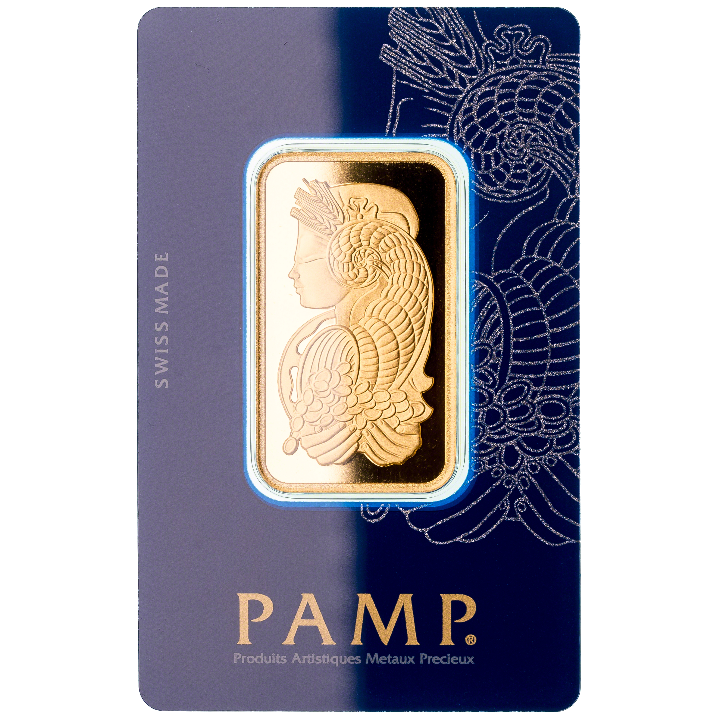 Pamp Gold Bar 1 Oz