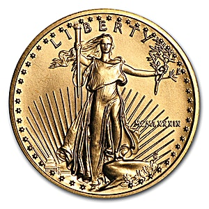 American Gold Eagle 1989 - 1/4 oz