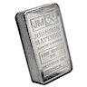 Johnson Matthey Silver Bar - Pressed - Matching Seriel Number - 100 oz