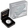 Australian Silver Wedge Tailed Eagle 2015 - High Relief - 1 oz