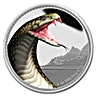 Niue 2016 Silver Kings of the Continent - King Cobra - 1 oz